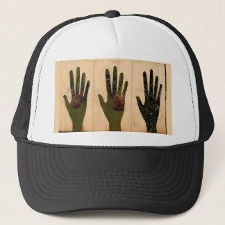 Boné Mãos