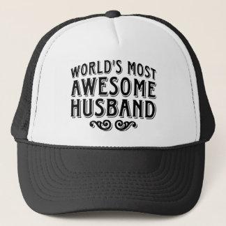 Boné Marido impressionante
