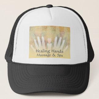 Boné Massagem cura & termas das mãos