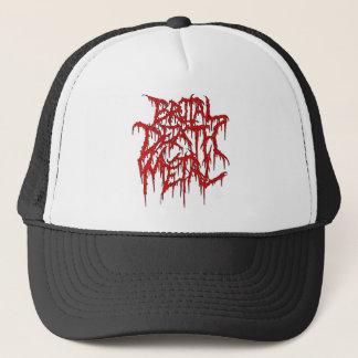 Boné Metal brutal da morte