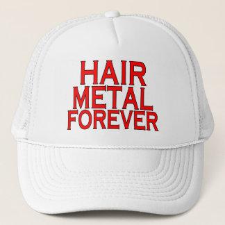 Boné Metal do cabelo para sempre