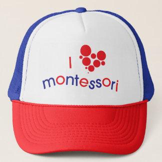 Boné Mim chapéu do camionista de <3 Montessori