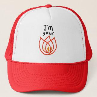 Boné Mim, m seu fogo