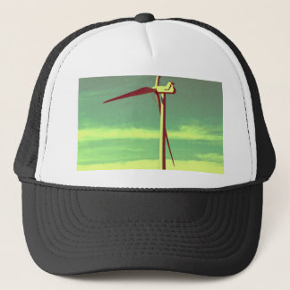 Boné moinho de vento