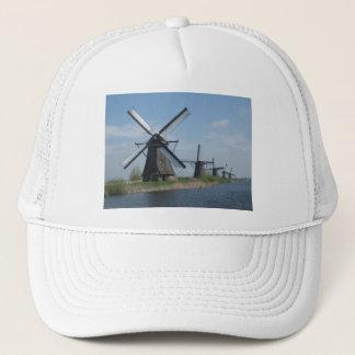 Boné Moinhos de vento