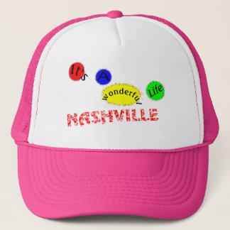 Boné Nashville é uma vida maravilhosa