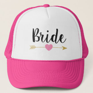 Boné Noiva de Bride Team