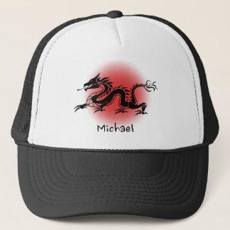 Boné Nome tradicional chinês do dragão