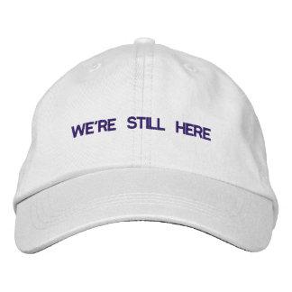 Boné Nós somos ainda aqui chapéu ajustável