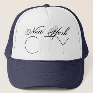 Boné Nova Iorque customizável