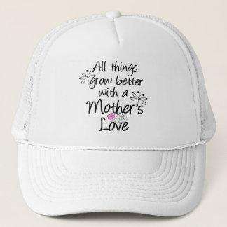 Boné O amor das Chapéu-Mães