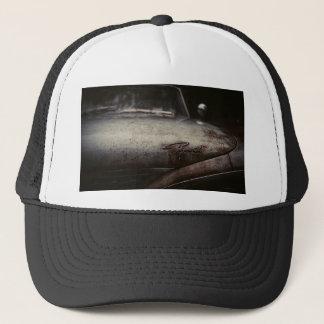 Boné O automóvel de Plymouth do vintage oxidou