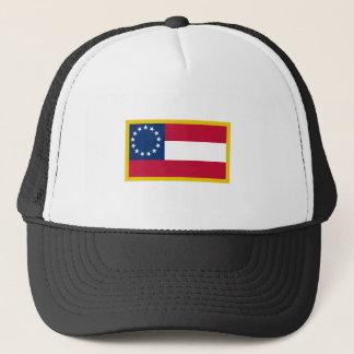 Boné ø Bandeira confederada