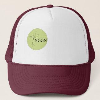 Boné O chapéu do camionista da rede da árvore