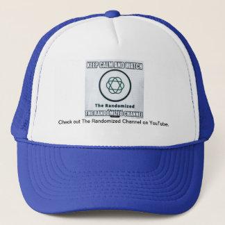 Boné O chapéu Randomized do camionista de YouTube do
