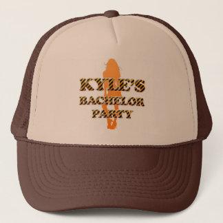 Boné O despedida de solteiro de Kyle