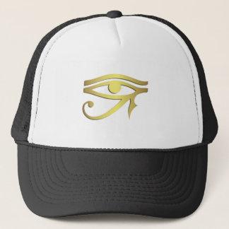 Boné Olho do símbolo do egípcio do horus
