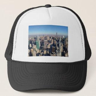 Boné Opinião aérea da Nova Iorque