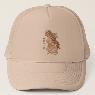 Boné Os Gêmeos juntam o basebol/chapéu do camionista