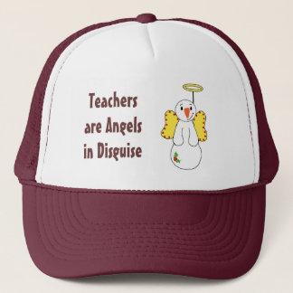 Boné Os professores são anjos no disfarce