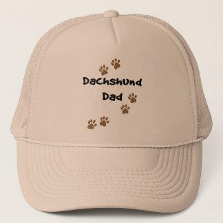 Boné Pai do Dachshund