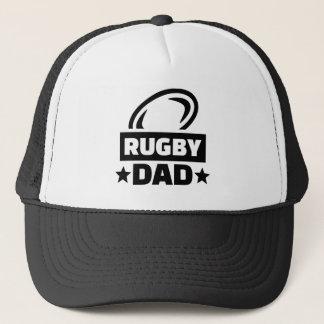 Boné Pai do rugby