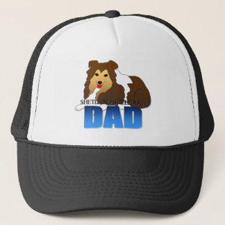 Boné Pai do Sheepdog de Shetland