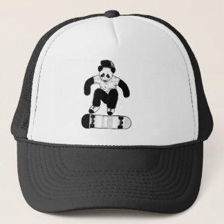 Boné Panda Skateboarding