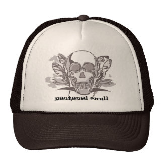 Boné Pantanal Skull