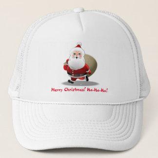 Boné Papai Noel feito sob encomenda