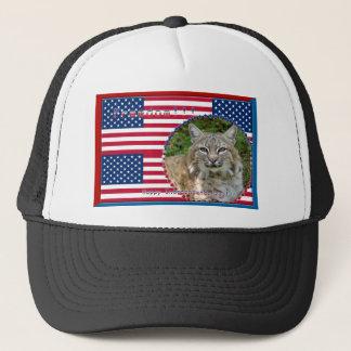 Boné patriotic-bobcat-037