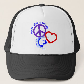 Boné Paz-Amor-Surfar