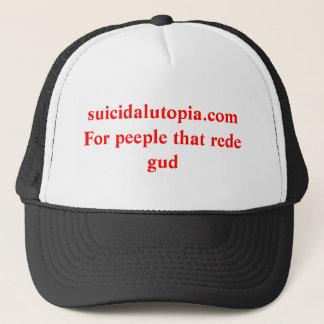 Boné peeple de suicidalutopia.comFor essa GUD do rede