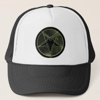 Boné Pentagram verde