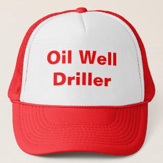 Boné Perfurador do poço de petróleo