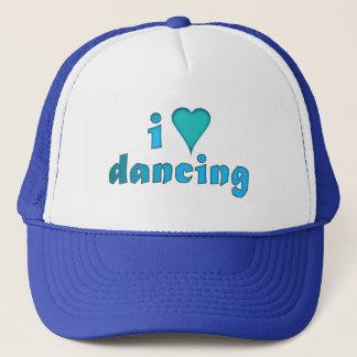 Boné *Pheja* do dançarino