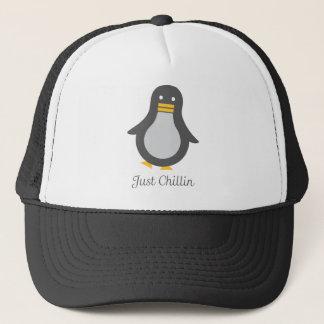 Boné Pinguim de Asv