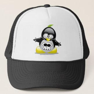 Boné Pinguim do balancim de punk