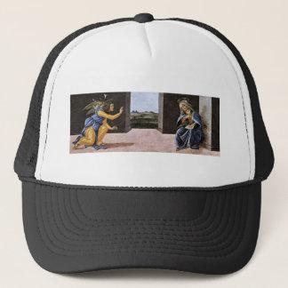 Boné Pintura do renascimento de Botticelli