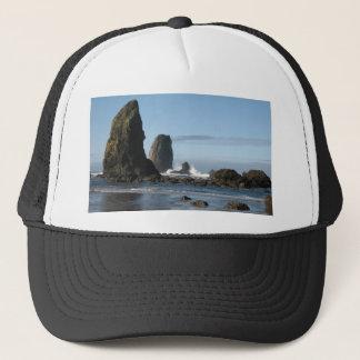 Boné Praia do canhão e papel de envolvimento da rocha