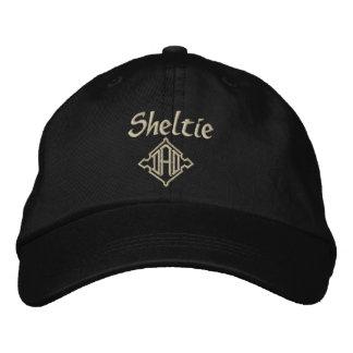 Boné Presentes do PAI de Sheltie do Sheepdog de