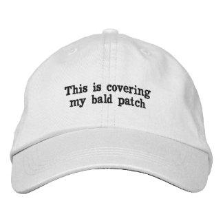 Boné Presentes para homens calvos - chapéu