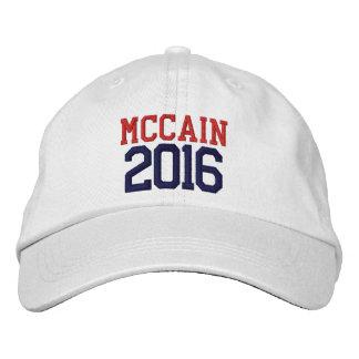 Boné Presidente 2016 de McCain