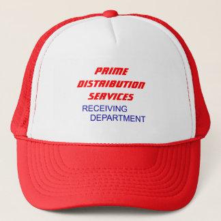 Boné PrimeDistributionServices, RECEBENDO           …