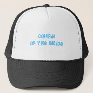 Boné Primo da noiva