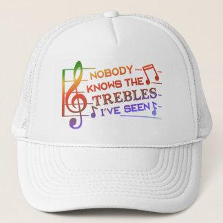 Boné Professores de música engraçados 2 da chalaça | da