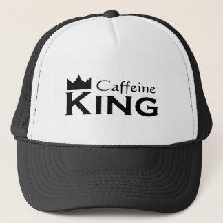 Boné Rei da cafeína