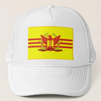 Boné República da bandeira das forças militares de