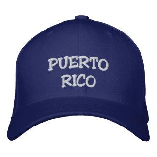 Boné Rico-Básico de lãs de Puerto Flexfit