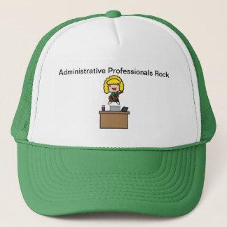Boné Rocha administrativa dos profissionais (louro)